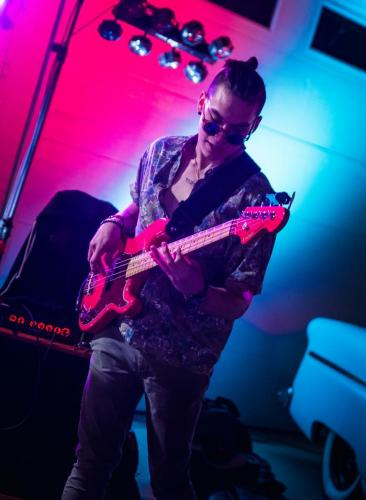Bass - Lucas Martinez (LZA)